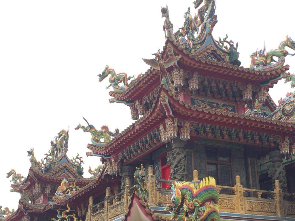 昭霊廟 霞海城隍