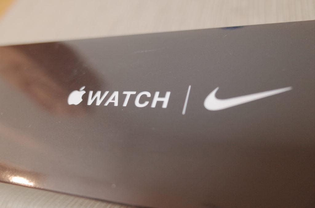 Apple Watch series6 アルミニウム40mmナイキモデルの梱包